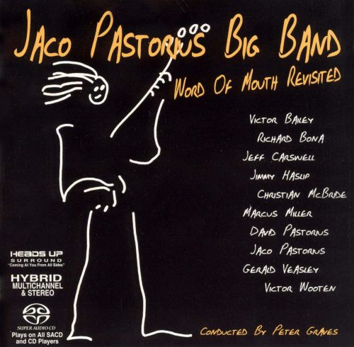 Premise Indicator Words: Word Of Mouth Revisited - Jaco Pastorius Big Band
