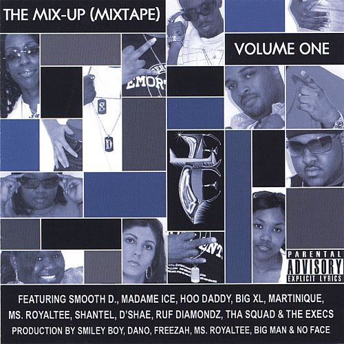 The Mix-Up Mixtape, Vol. 1