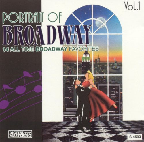 Portrait of Broadway, Vol. 1