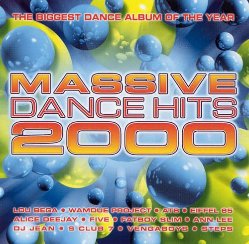 massive dance hits 2000 various artists songs reviews credits allmusic. Black Bedroom Furniture Sets. Home Design Ideas