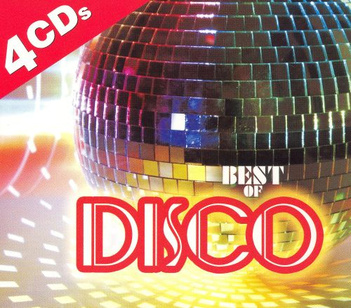Best of Disco [Madacy 4-CD]