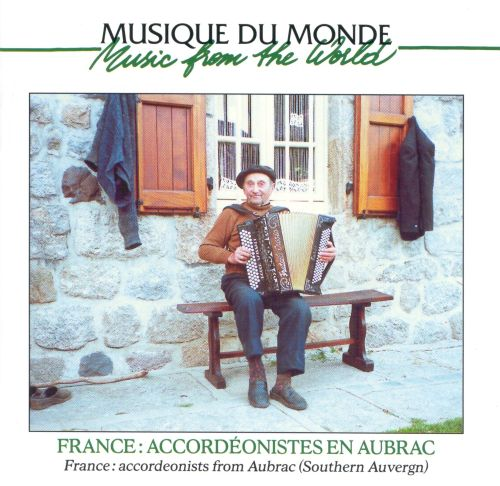 France: Accordeonists from Aubrac
