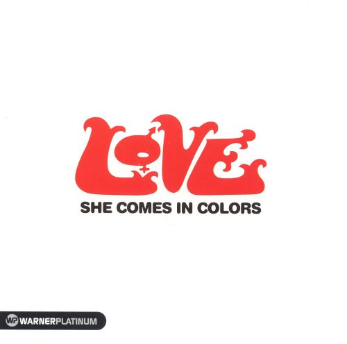 She Comes in Colors: The Platinum Collection