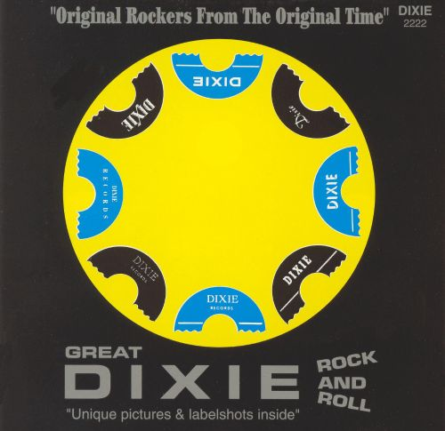 Great Dixie Rock N Roll