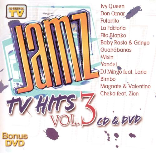 Jamz TV Hits, Vol. 3 [CD & DVD]