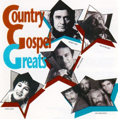 Country Gospel Greats [K-Tel]