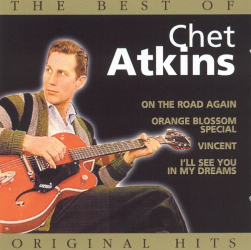 The Best of Chet Atkins [Paradiso]