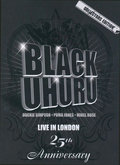 Live in London [DVD] [25th Anniversary]