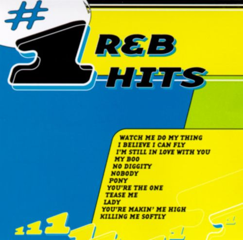 #1 R&B Hits [Simitar]