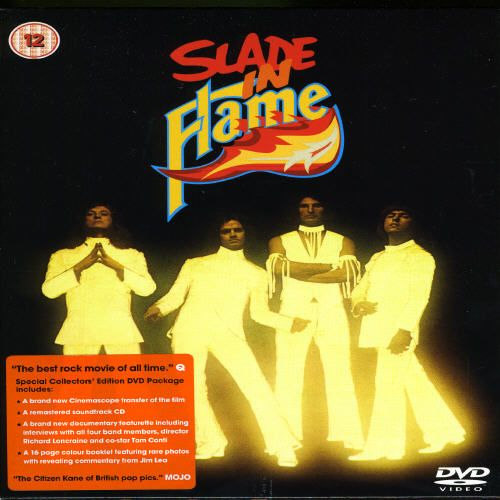 Slade in Flame [DVD]