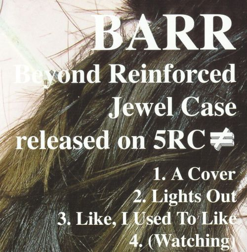 Beyond Reinforced Jewel Case
