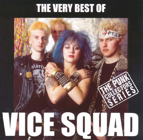 The Very Best of Vice Squad