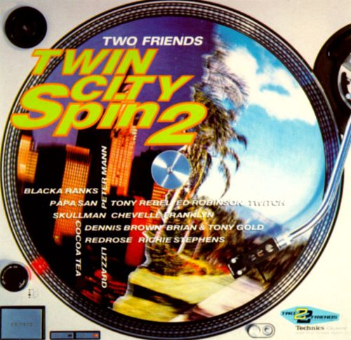 Two Friends: Twin City Spin 2