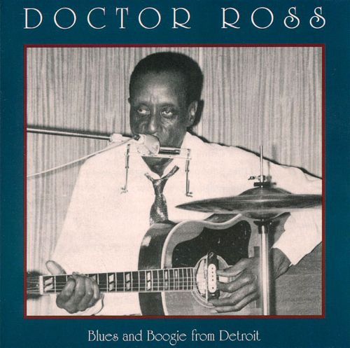Blues and Boogie from Detroit