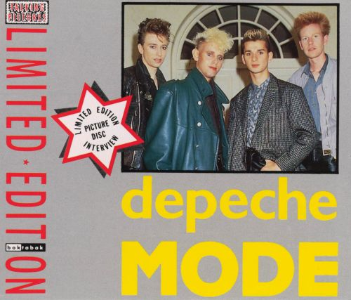 Limited Edition Picture Disc Interview