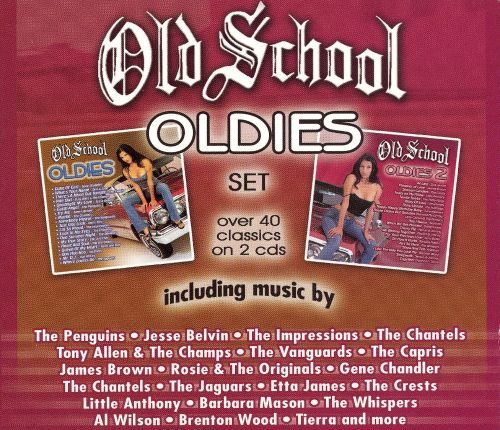 Old School Oldies Set