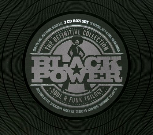 The Black Power: Definitive Collection -- Soul and Funk Trilogy