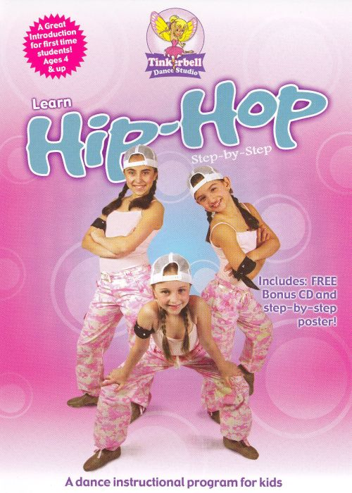 Step-By-Step: Hip-Hop [DVD/CD]