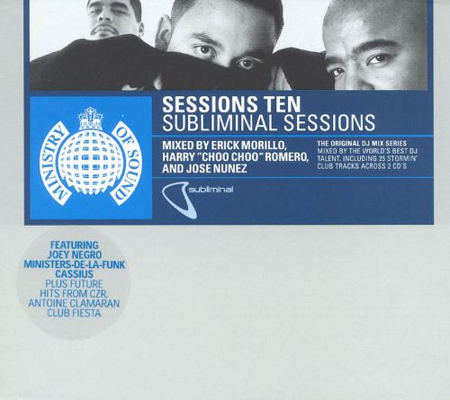 Sessions 10: Subliminal Sessions