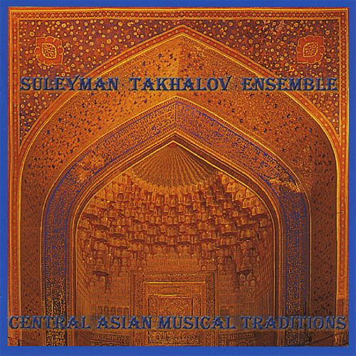 Central Asian Musical Traditions