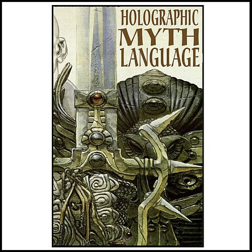 Holographic Myth Language