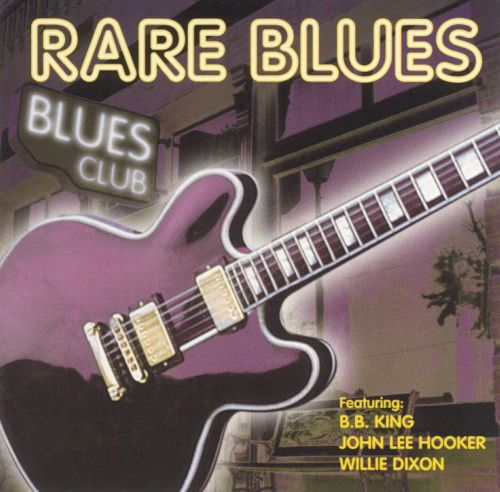Rare Blues [MCA Special Products]