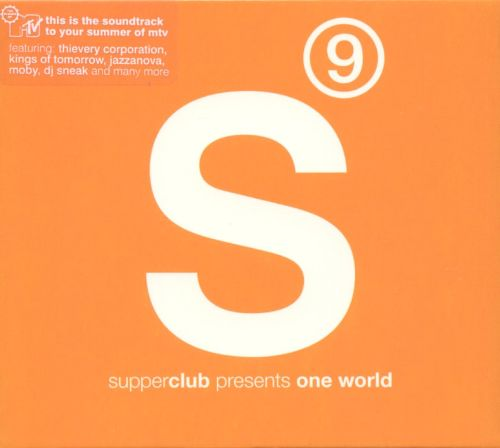 Supperclub Presents: One World