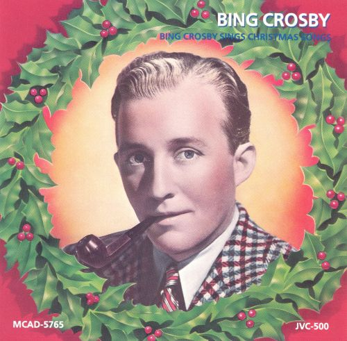 bing crosby sings christmas songs - Bing Crosby Christmas