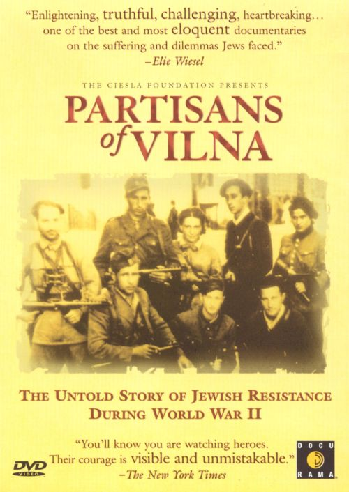 Partisans of Vilna [DVD & CD]
