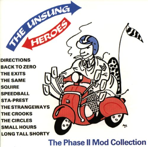The Unsung Heroes, 1978-81: The Phase II Mod Collection