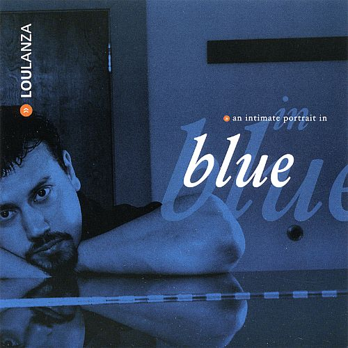 An Intimate Portrait in Blue