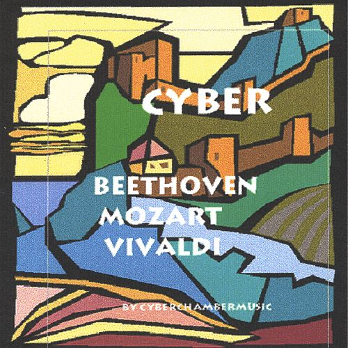 Cyber Beethoven Mozart and Vivaldi