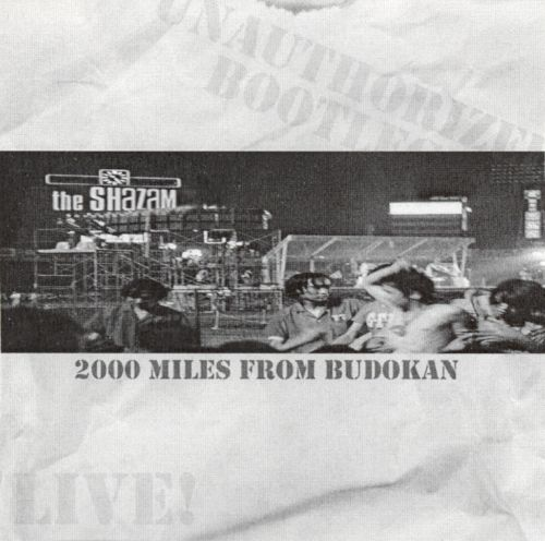 2000 Miles from Budokan, Live!