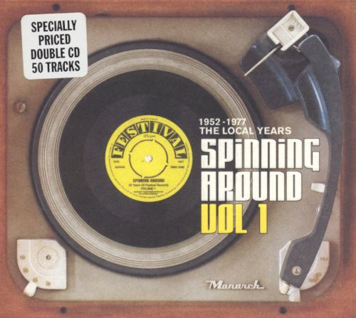 Spinning Around: 50 Years of Festival Records, Vol. 1
