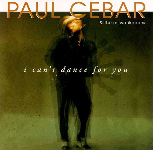 I Can't Dance for You