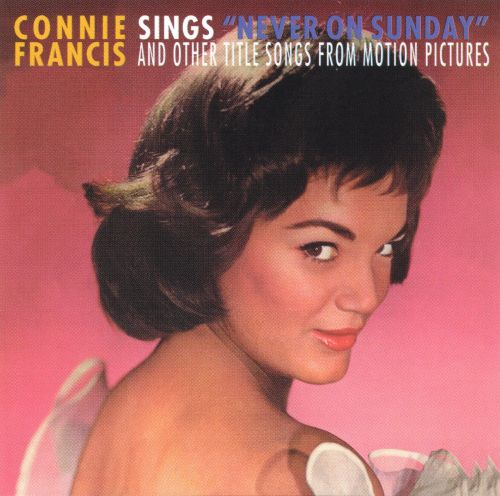 Having sex with connie francis