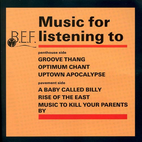 Music for Listening To