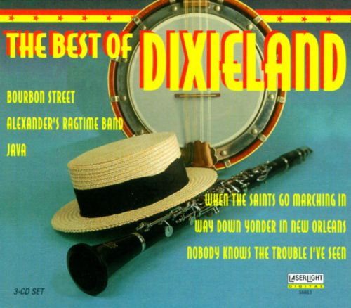 The Best of Dixieland [Delta Box]