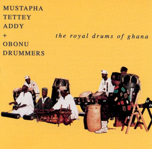 Obono Drummers-Royals Drums