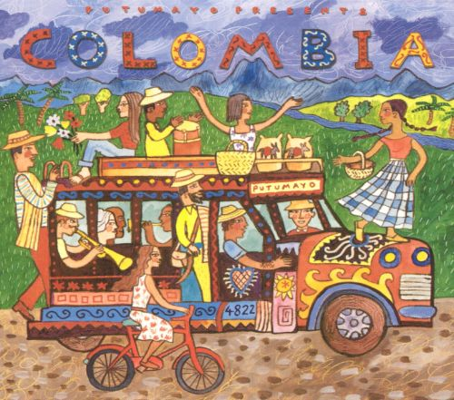Putumayo Presents: Colombia