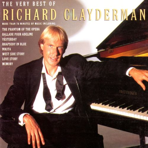 The Very Best of Richard Clayderman [Decca]