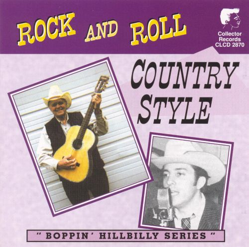 Rock 'n' Roll Country Style: 30 Real Boppers