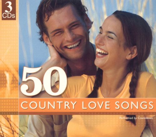 50 Country Love Songs