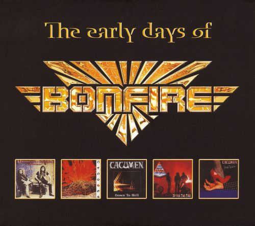 Early Days of Bonfire
