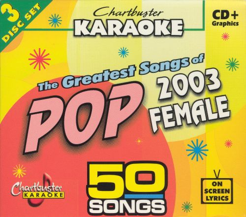 The Greatest Songs of Pop 2003 Female