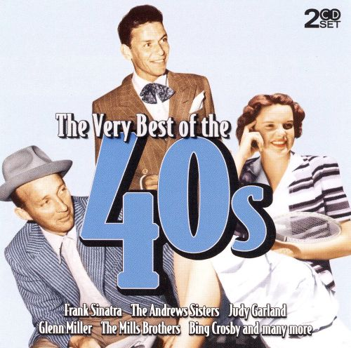 Love Quotes About Life: Very Best Of The 40s - Various Artists