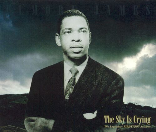 The Sky Is Crying: The Legendary Fire/Enjoy Sessions