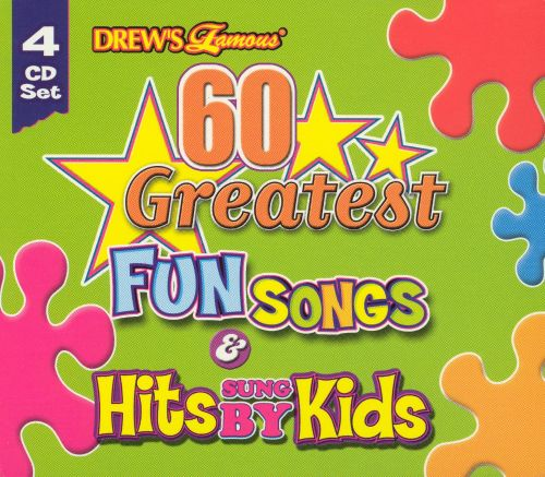 60 Greatest Hits by Kids and Fun Songs