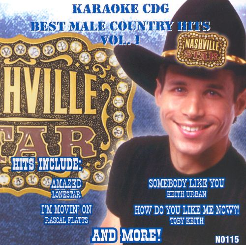 Nashville Star Best Male Country Hits, Vol. 1