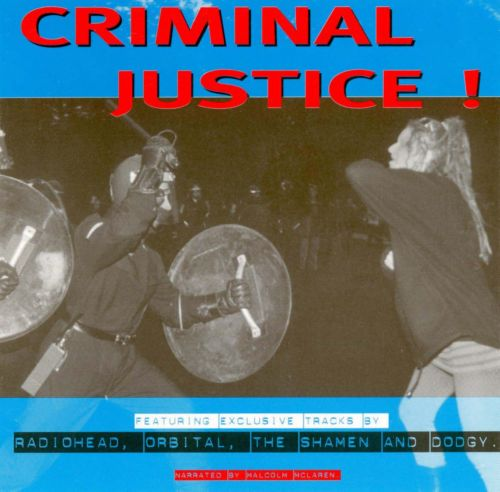Criminal Justice: Axe the Act